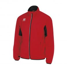 Errea DWYN Jacket (Red/Black) - Adult.