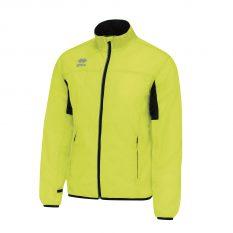 Errea DWYN Jacket (Yellow Fluo/Black) - Adult.