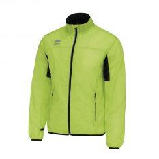 Errea DWYN Jacket (Green Fluo/Black) - Adult.