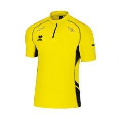 Errea ELDORADO Shirt (Yellow Fluo/Black) - Adult.
