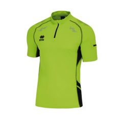 Errea ELDORADO Shirt (Green Fluo/Black) - Adult.