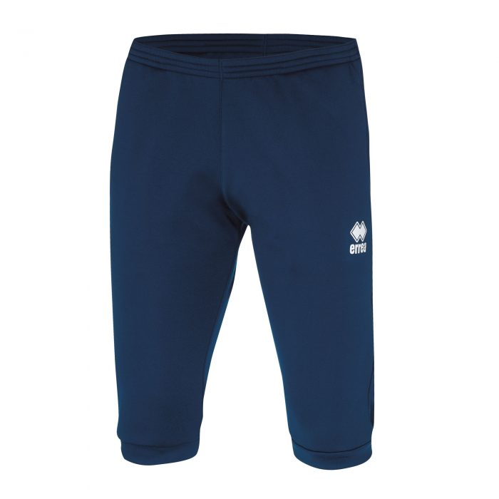 #90. Errea PENCK 3/4 Training Bottoms (Navy) - Adult.