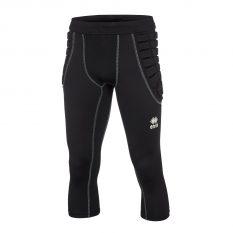 Errea PHANTOM 3/4 Goalkeeper Trousers (Black/Grey) - Adult.