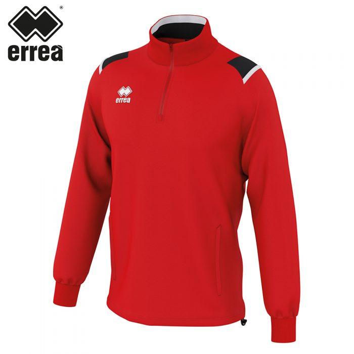 Errea LARS Training Top AD (RED BLACK WHITE)