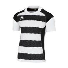 Errea TREVISO 3.0 Shirt (White/Black) - Adult.