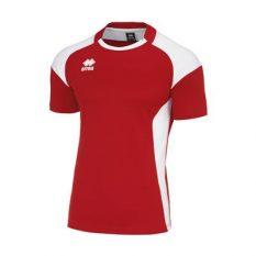 Errea SKARLET Shirt (Red/White) - Adult.