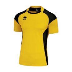 Errea SKARLET Shirt (Yellow/Black) - Adult.