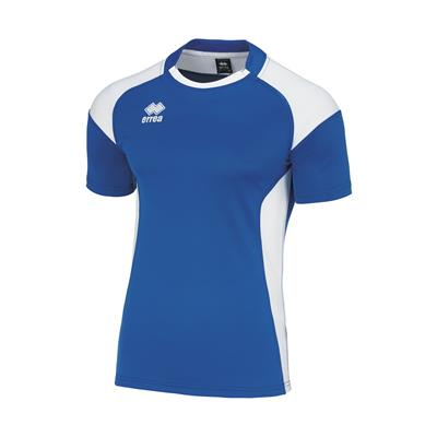 Errea SKARLET Shirt (Blue/White) - Adult.