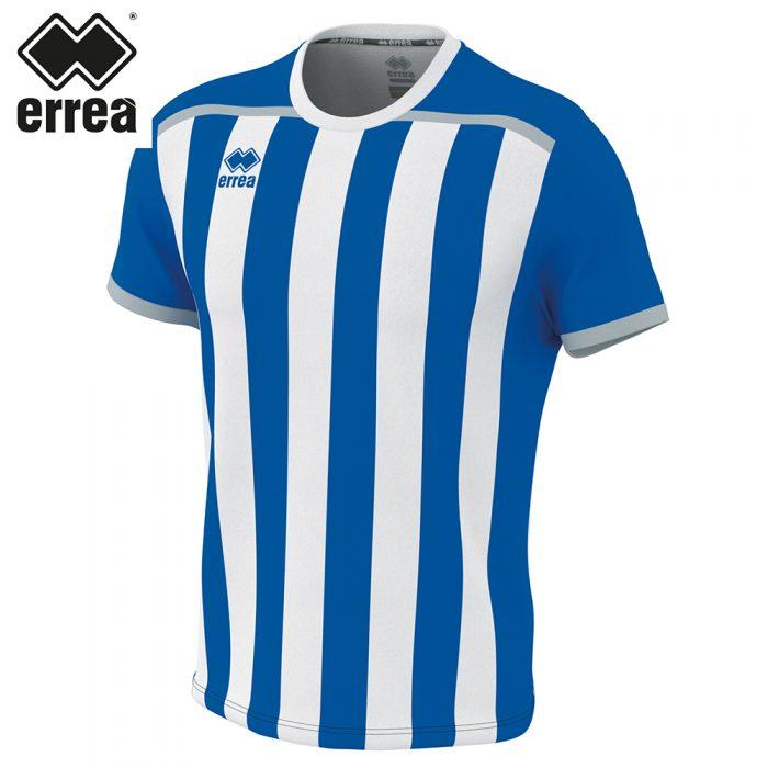 Errea ELLIOT Shirt SS (BLUE WHITE) - Adult.