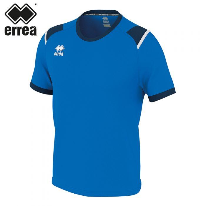 Errea LEX Shirt SS (BLUE NAVY WHITE) - Adult.