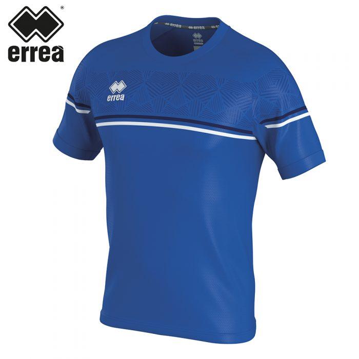 Errea DIAMANTIS Shirt SS (BLUE NAVY WHITE) - Adult.
