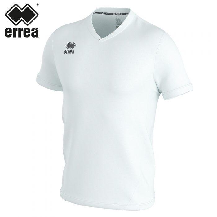 Errea BRIAN Shirt SS (WHITE) - Adult.