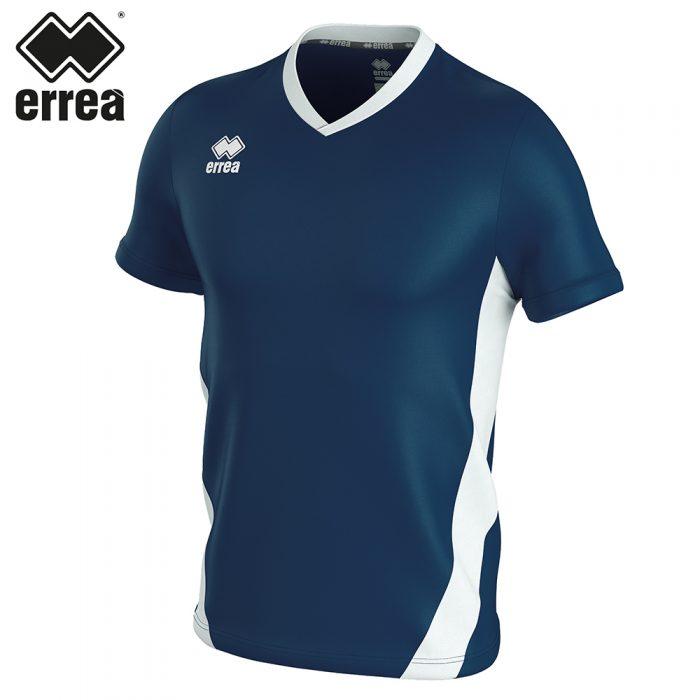 Errea BRIAN Shirt SS (NAVY WHITE) - Adult.