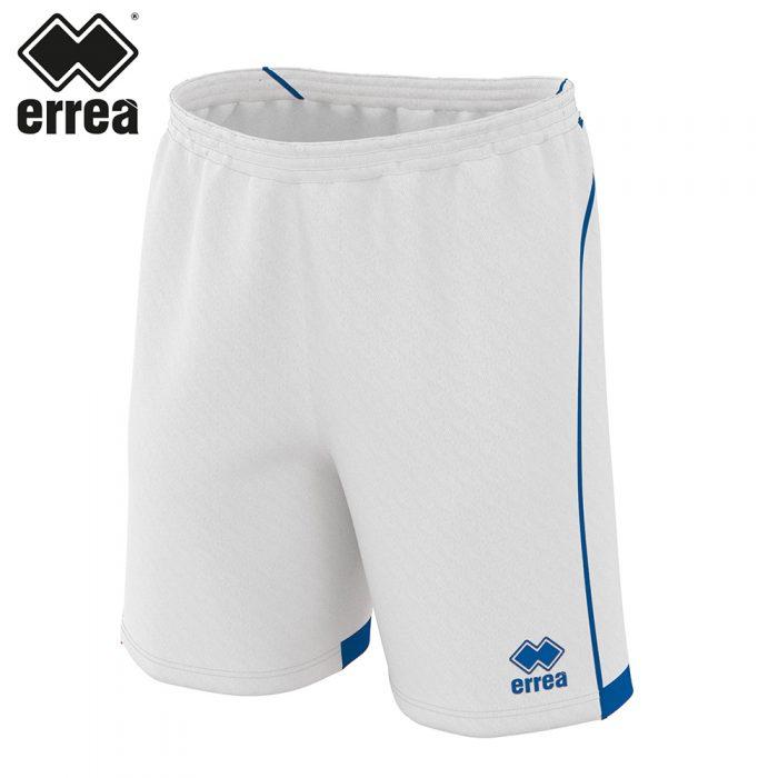 Errea TRANSFER 3.0 Short (WHITE BLUE) - Adult.