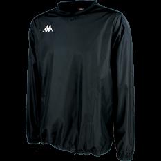 Kappa GAGGIO Sweatshirt (BLACK) - Adult.
