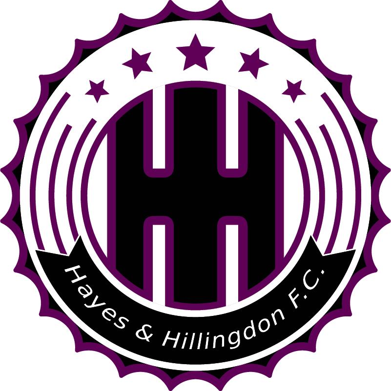 Hayes Hillingdon FC Badge