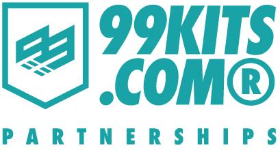 99kits.com Partnerships logo