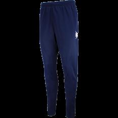 Kappa PONTE Training Bottom (BLUE MARINE/WHITE) - Adult.