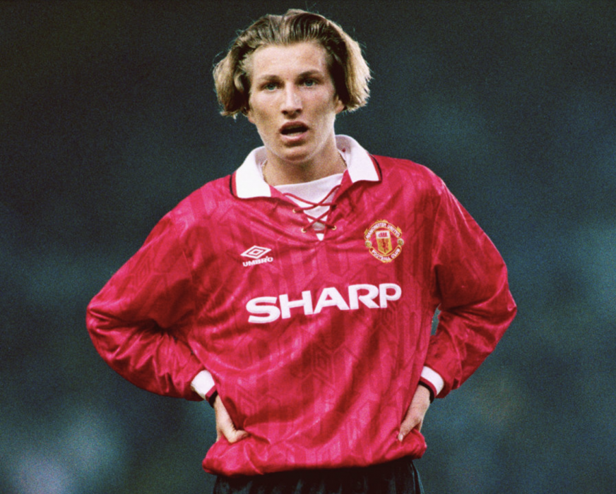 Robbie Savage - Image from the Daily Star