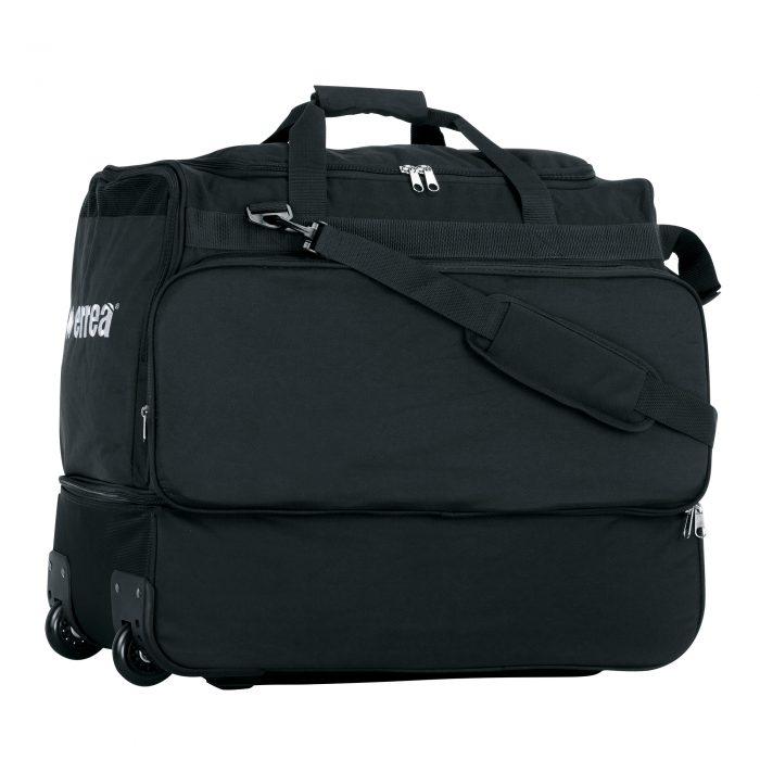 Errea PRO wheeled tour bag (Black)