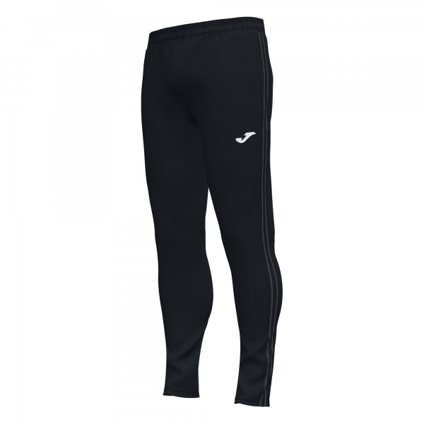 Joma CLASSIC LONG PANTS BLACK-ANTHRACITE - Adult.
