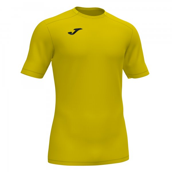 Joma STRONG T-SHIRT YELLOW SS - Adult.