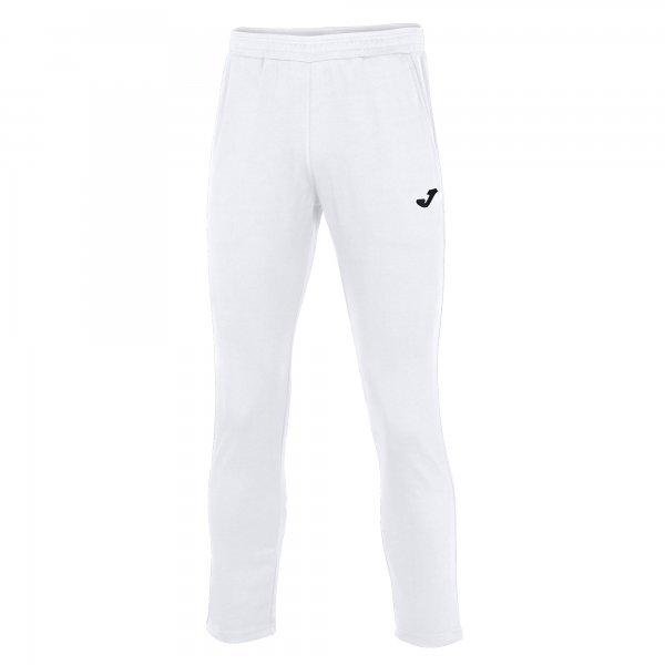 Joma CANNES III LONG PANTS WHITE - Adult.