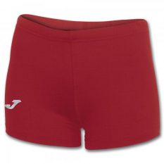 Joma LYCRA SHORT RED WOMAN - Adult.