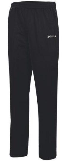 Joma TEAM BASIC POLYFLEECE WOMEN BLACK LONG PANTS - Adult.