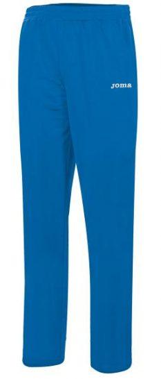 Joma TEAM BASIC POLYFLEECE WOMEN BLUE LONG PANTS - Adult.
