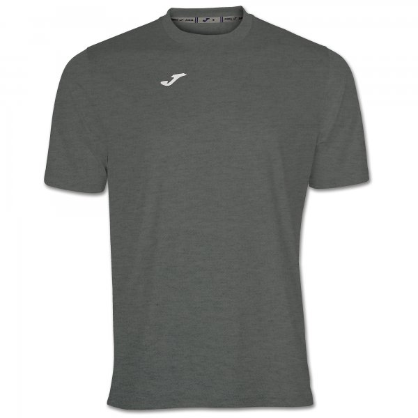 Joma T-SHIRT COMBI ANTHRACITE SS - Adult.