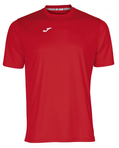 Joma T-SHIRT RIVAL RED SS - Adult.