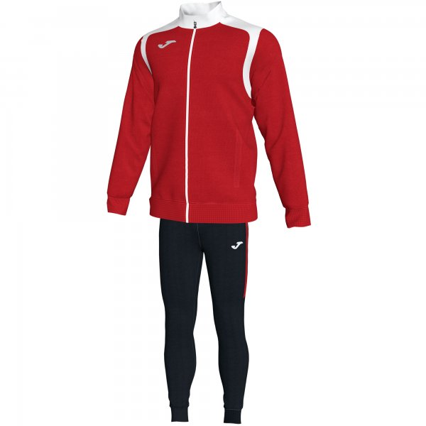 Joma TRACKSUIT CHAMPIONSHIP V RED-WHITE - Adult.